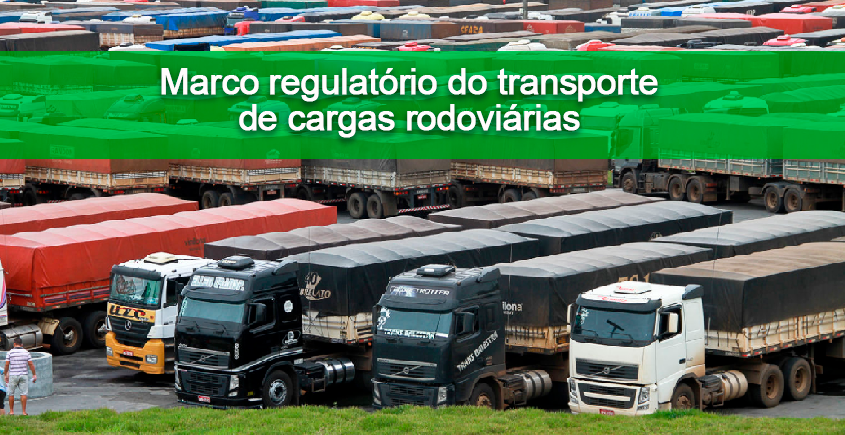 O que o marco regulatório do transporte muda na vida do caminhoneiro